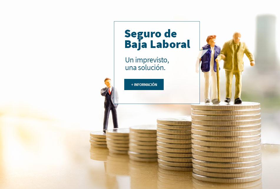 Seguro de Baja Laboral Confluence